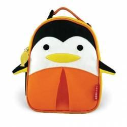 Bolsa Isotérmica Zoolunchies Pingüino de Skip Hop