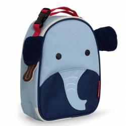 Bolsa Isotérmica Zoolunchies Elefante de Skip Hop
