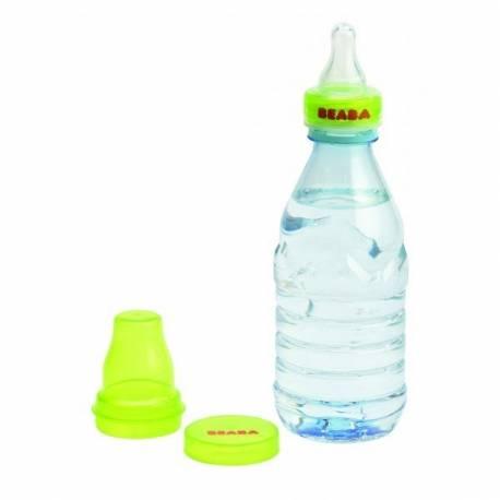 Adaptador de tetinas para botellas Beaba