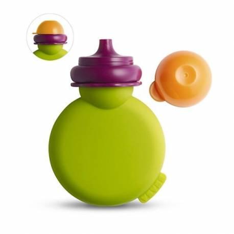 Babypote verde de Beaba