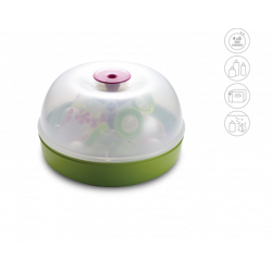 Esterilizador Twin microondas de Beaba