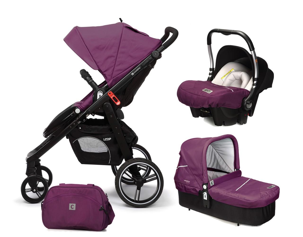 carritos de bebe 3 piezas baratos amazon