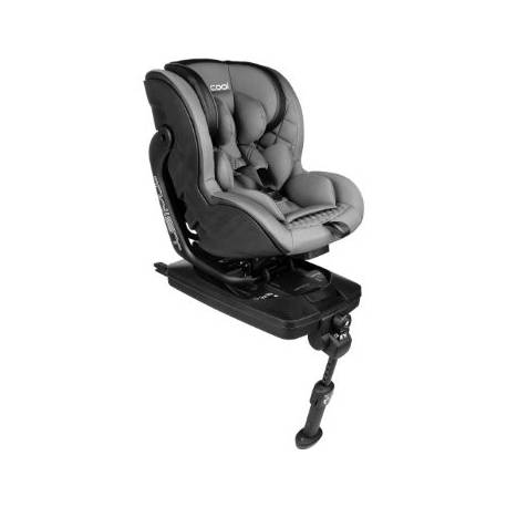Silla de Coche Twist de Bee Cool Gris Moonlight