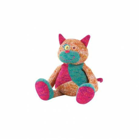 Peluche Gato Deluxe Warmies