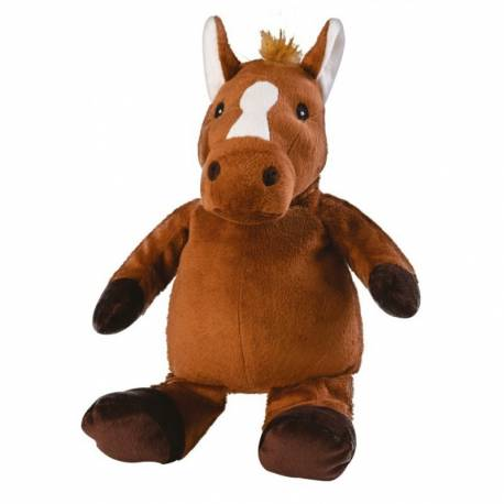 Peluche microondas Caballo Warmies