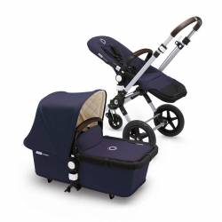 Bugaboo Camaleon 3 Classic Collection + color azul marino