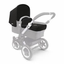 Fundas Bugaboo Donkey color negro