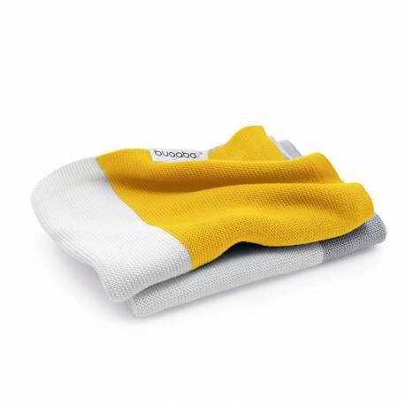 Manta de Algodón de Bugaboo color amarillo