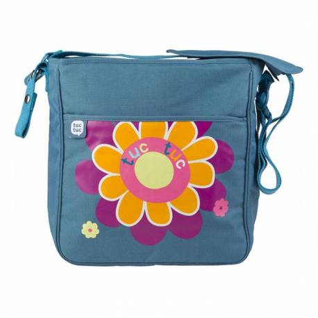 Bolso Silla Paraguas Surf Waves flor