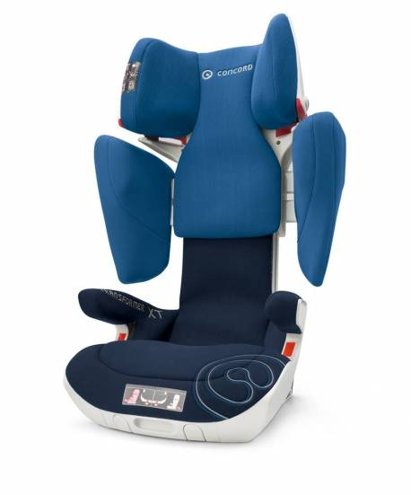 Transformer XT de Concord color Ocean Blue