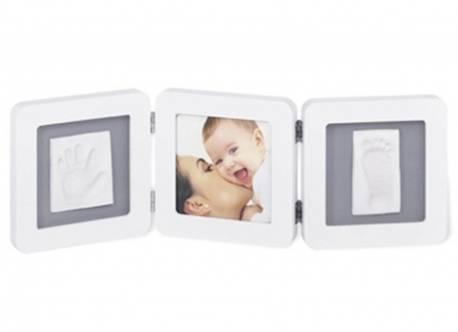 Marco de Fotos Double Print Frame de BABY ART