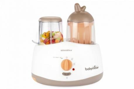 Robot de Cocina Bebedelice de Babymoov