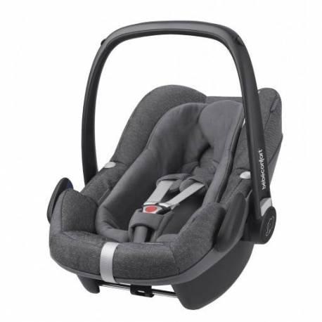 Silla de coche Pebble Plus de Bebeconfort sparkling grey