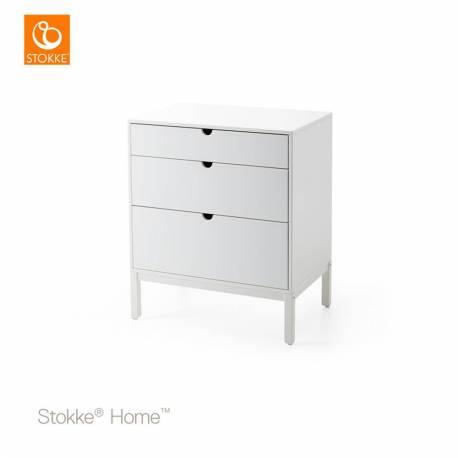 Cómoda Stokke Home blanco