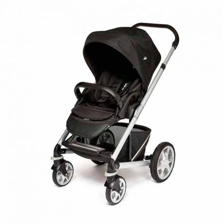 Silla de paseo Chrome Plus de Joie black carbon