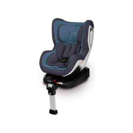 Silla de coche Bicare Fix de Casualplay blue steel