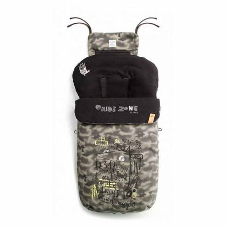 Saco de Silla Nest Plus Ed. Limitada S70 Camouflage de Jané