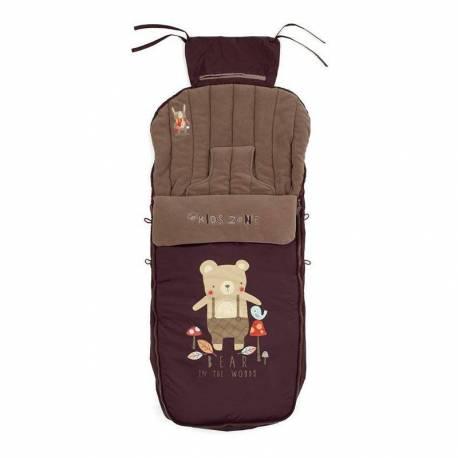 Saco de silla Nest Plus R81 Brown de Jane