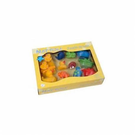 Muñecos de Baño Nattou