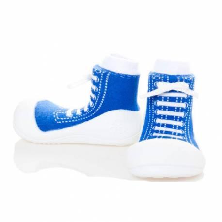 Zapatos Primeros Pasos Sneakers Azul de Attipas