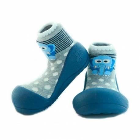 Zapatos para Bebé Zoo Elefante de Attipas