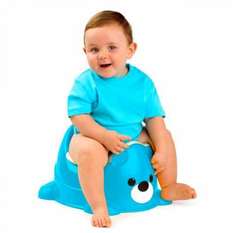 Orinal Bear Potty de Molto azul