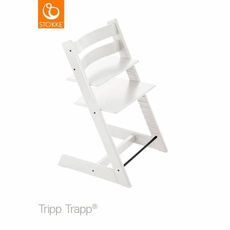 Trona Tripp Trapp de Stokke blanco