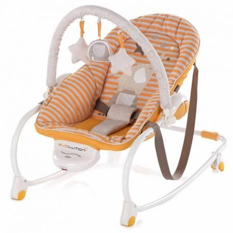 Hamaca bebe y Silla infantil Evolution de JANE