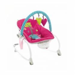 Hamaca bebe y Silla infantil Evolution de JANE t04 cute