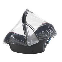 Plástico de lluvia para MAXICOSI Cabriofix - pebble