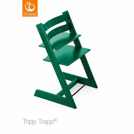 Trona Tripp Trapp de Stokke verde bosque