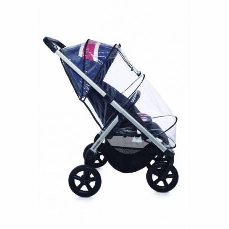 New Mini Stroller Plástico de Lluvia