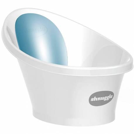 Bañera Shnuggle azul