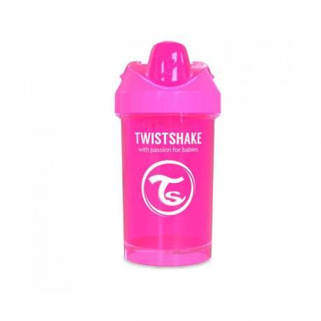 Twistshake Crawler Cup rosa