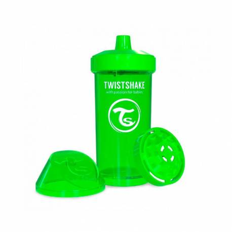 Twistshake Kid Cup verde