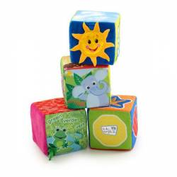 Cubos Discovery Baby Einstein