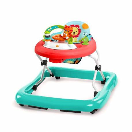 Andador Zoo con Electronics Bright Starts