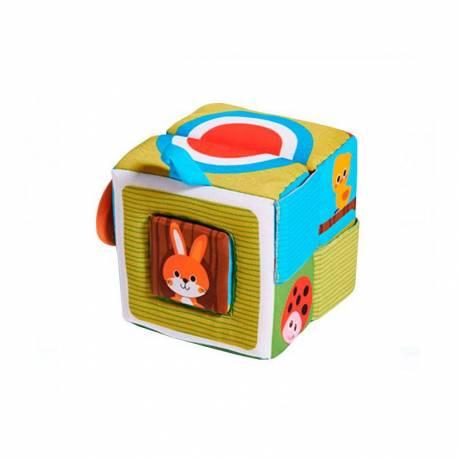 Cubo de Actividades Flip Cube de Tiny Love