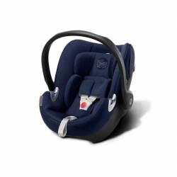 Silla de coche Aton Q i-Size de CYBEX midnight blue