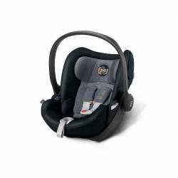 Silla de Coche Cloud Q de Cybex graphite black