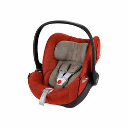Silla de Coche Cloud Q Plus de Cybex autumn gold