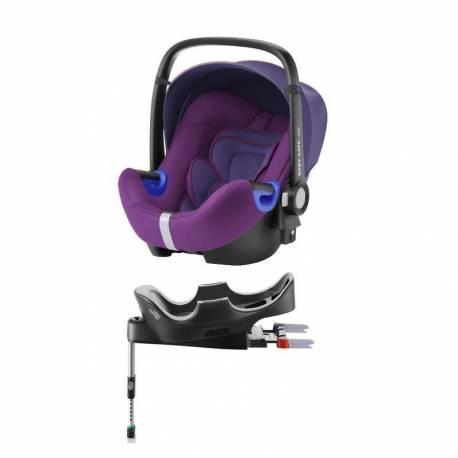 Silla de Coche Baby Safe i-Size de Romer mineral purple