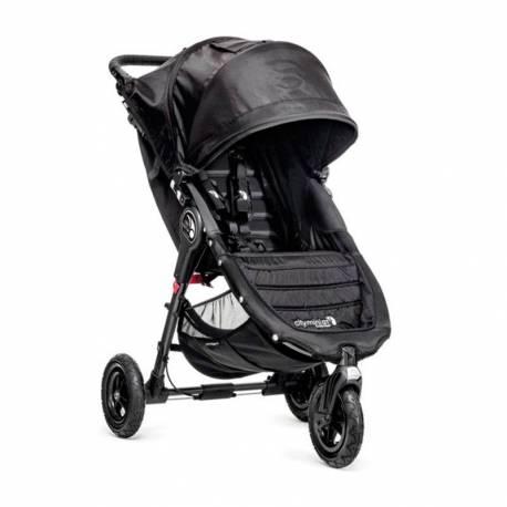 Silla de paseo City Mini GT de Baby Jogger negro