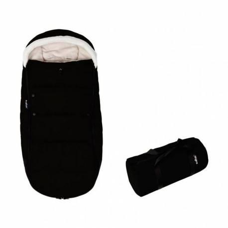Saco de invierno para silla de paseo Babyzen YOYO color negro