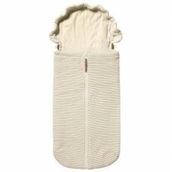 Saco Joolz Essentials Ribbed off white