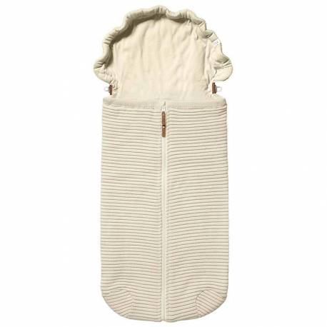 Saco Joolz Essentials Ribbed off white