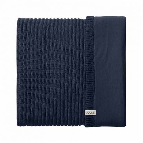 Manta Joolz Essentials Ribbed blue