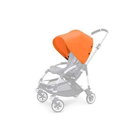 Capota Bugaboo Bee+ light tangerine