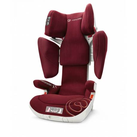 Transformer XT de Concord color bordeaux