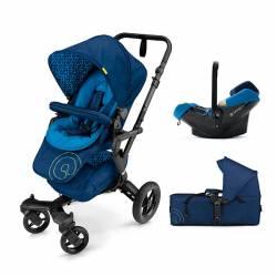 Cochecito 3 piezas Neo Mobility-Set de Concord snorkel blue